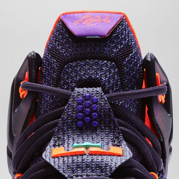 Nike LeBron 12 'Instinct' - Official Images + Release Info 7