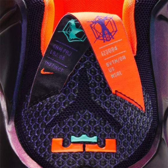 Nike LeBron 12 'Instinct' - Official Images + Release Info 8