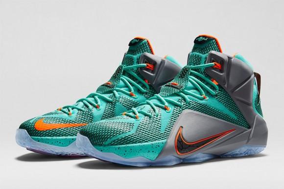 Nike LeBron 12 'NSRL' - New Release Date