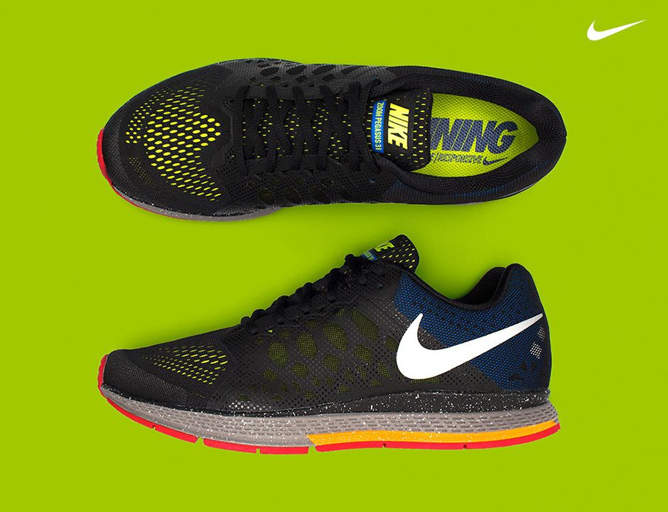 Nike Zoom Pegasus 31 Officially Unveiled WearTesters