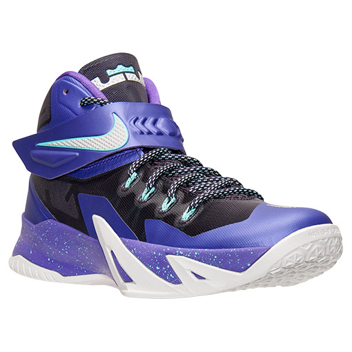 Nike Zoom Soldier 8 'Summit Lake Hornets' – Available Now 1