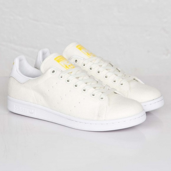 Pharrell x adidas Stan Smith 'Tennis Ball' Collection - Available Now3