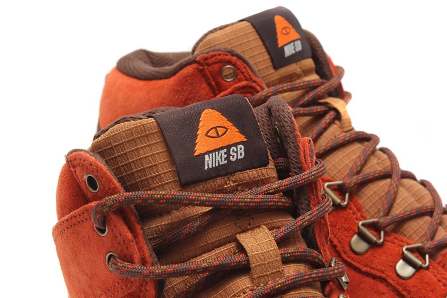 buy popular 51f6d faa20 Poler x Nike SB Dunk High OMS - WearTesters