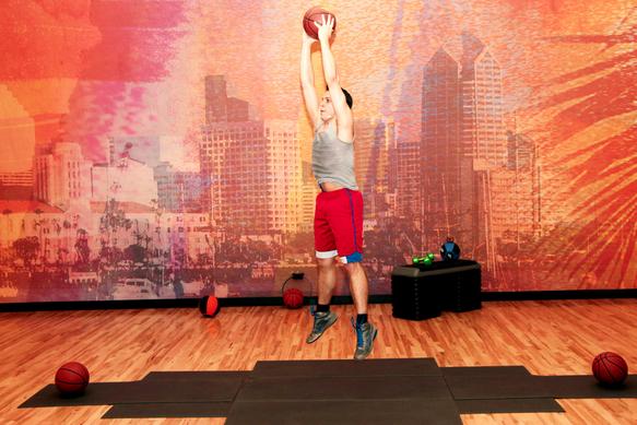 Randy Booker Burn Fat, Build Muscle Increase Vertical Jump