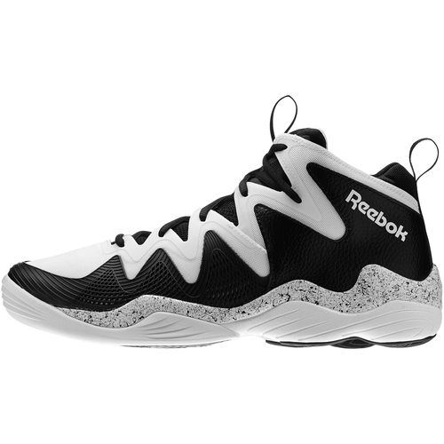 Reebok Kamikaze 4 Black/ White - Available Now - WearTesters