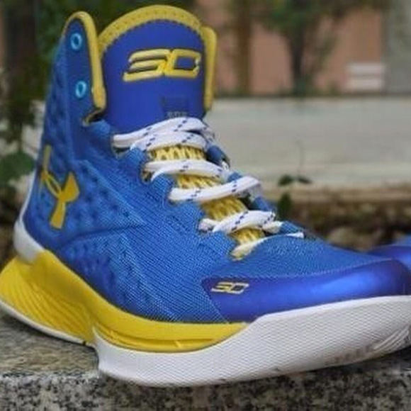 Under Armour Curry 1 'Away'