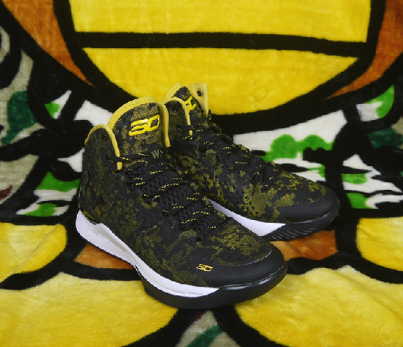 Under Armour Curry 1 – More Images 1