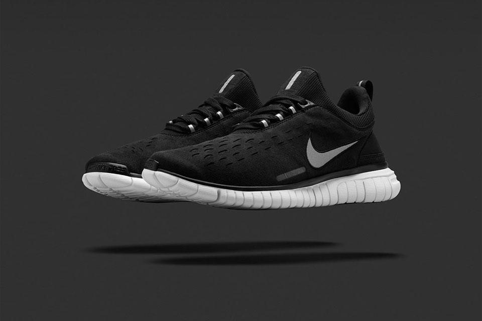 A.P.C. x Nike Free OG WearTesters