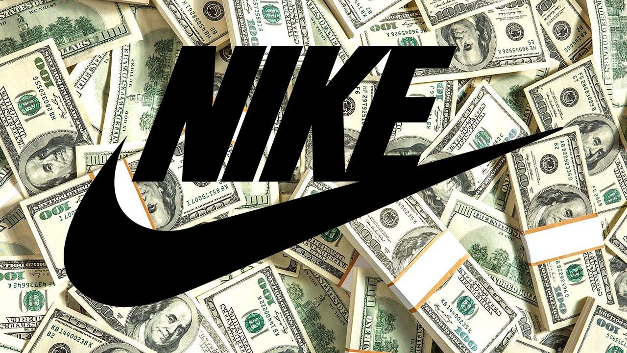 Cost Breakdown Nike