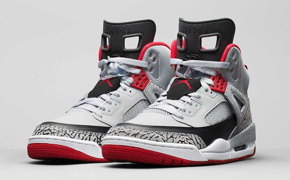 timeless design fc69e 282ee Jordan Spizike 'Wolf Grey' - WearTesters