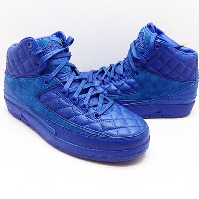 online retailer 16c67 8eb5a Just Don x Air Jordan 2 Retro - Another Look - WearTesters