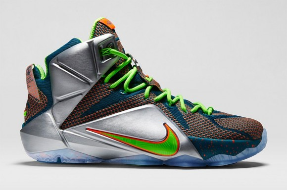 Lebron 12 'Six Trillion Dollar Man' – Release Reminder