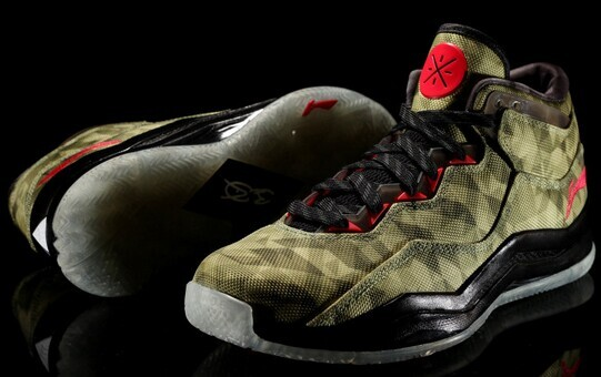Li-Ning Way of Wade 3 Camo Trilogy-2