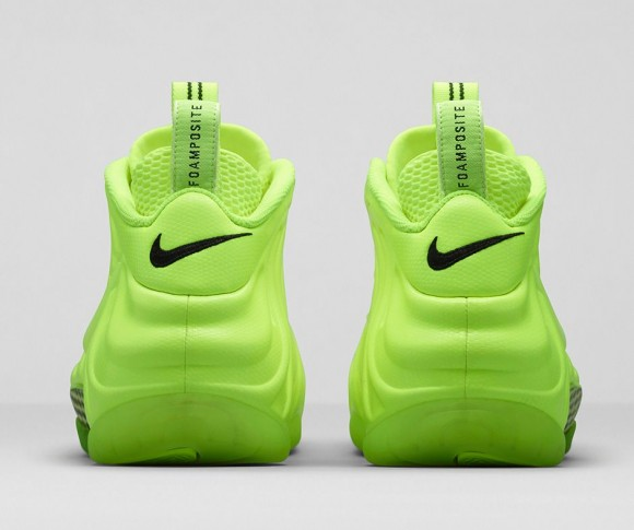Nike Air Foamposite Pro 'Volt' - Release Information-4