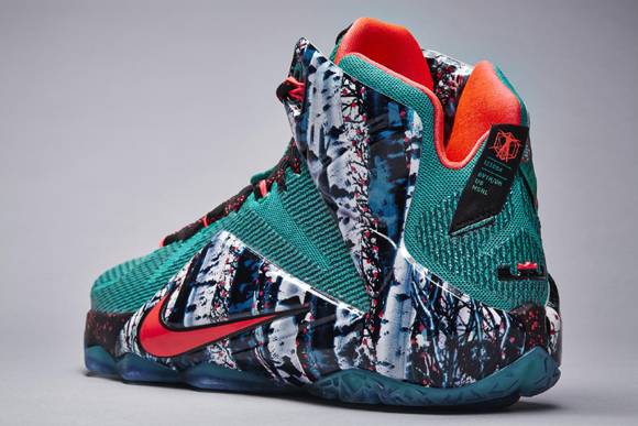 Nike Basketball Debuts the 2014 Christmas Collection 10