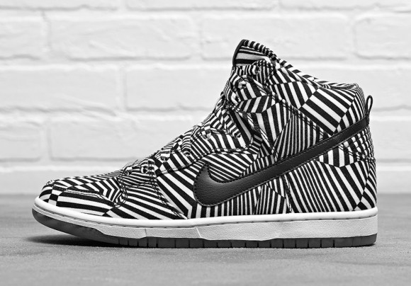 Nike Dunk High Premium SB 'Dazzle' – Official Look