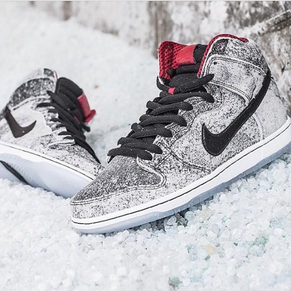 Nike Dunk High Premium SB 'Salt Stains'