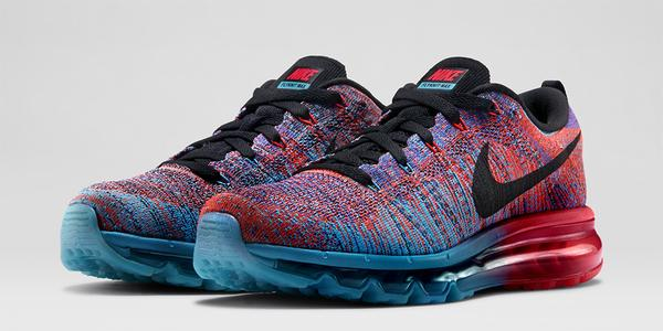 Nike Flyknit Air Max - 4 New Colorways Available Now1