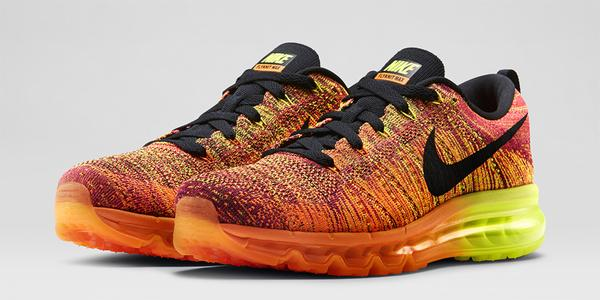 Embajador basura yo lavo mi ropa  Nike Flyknit Air Max - 4 New Colorways Available Now - WearTesters
