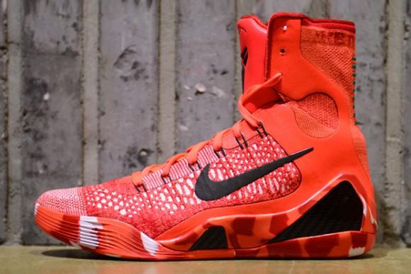 Nike Kobe 9 Elite 'Christmas' – Release Info 1
