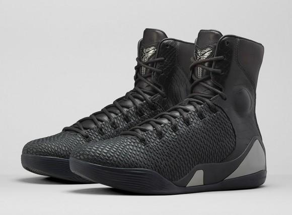 Nike Kobe 9 KRM EXT 'Black Mamba' – WearTesters
