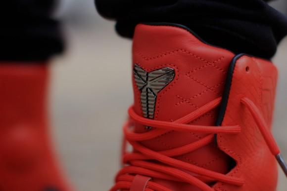 Nike Kobe 9 KRM EXT 'Challenge Red' – On-Feet Look10