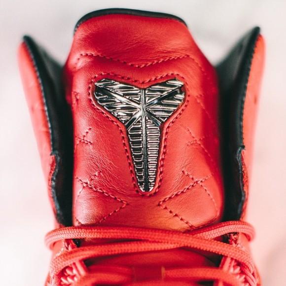 Nike Kobe 9 KRM EXT 'Challenge Red' – On-Feet Look3