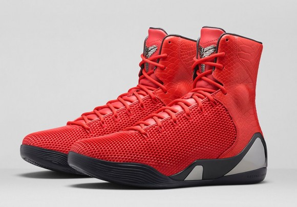 Nike Kobe 9 KRM EXT 'Challenge Red' – Release Information-2