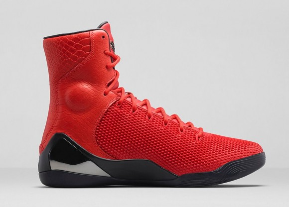 Nike Kobe 9 KRM EXT 'Challenge Red' - Release Information-3