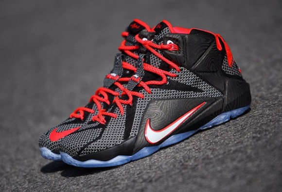 Nike LeBron 12 'Court Vision' – Release Date