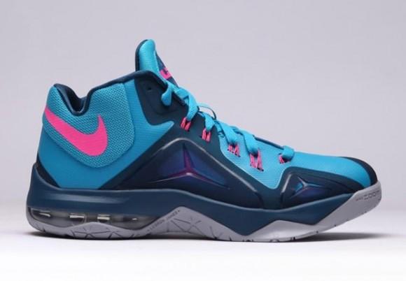 Nike LeBron Ambassador 7 'Blue Lagoon' 4