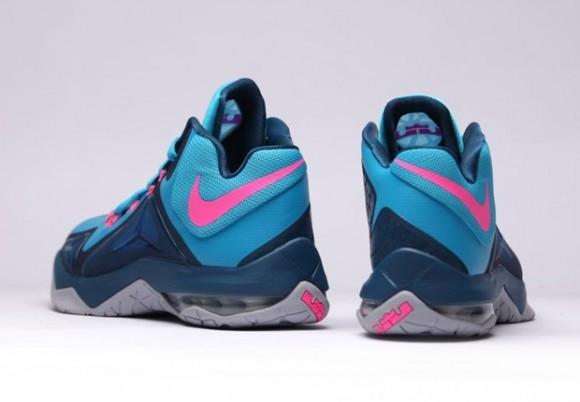 Nike LeBron Ambassador 7 'Blue Lagoon' 6