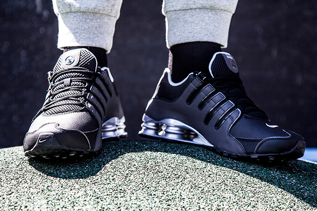 Nike Shox NZ 'Reflective Silver