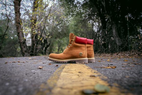 Shoe Palace x Timberland 6 Inch Boot 3