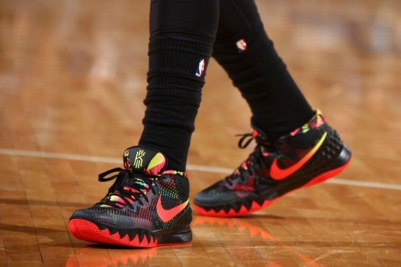 The Kyrie 1 Makes Its On Court Debut in the Garden-2