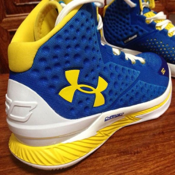 Under Armour Curry 1 'Away' – Another Look