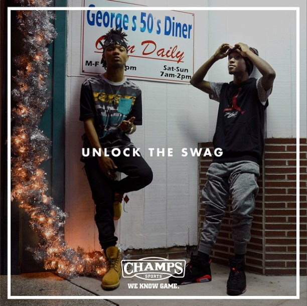 VIDEO Champs Sports   Get Yours feat. Rae Sremmurd