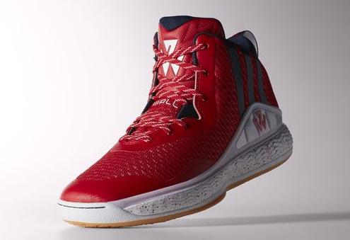 adidas J Wall 1 'Away: Gum Bottom' – Available Now Main
