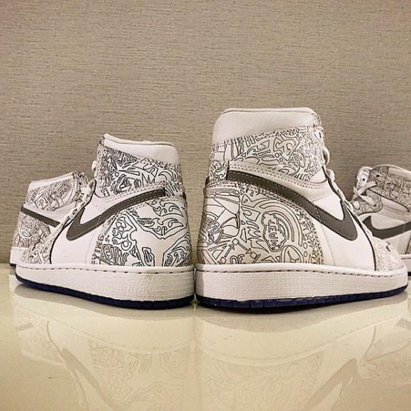 Air Jordan 1 30th Anniversary 'Laser' – Release Info 1