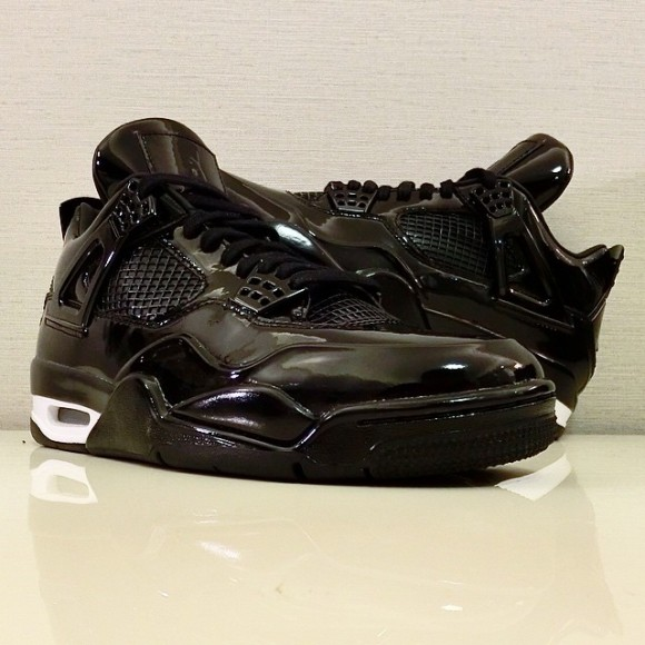 Air Jordan 11Lab4 'Black Patent'