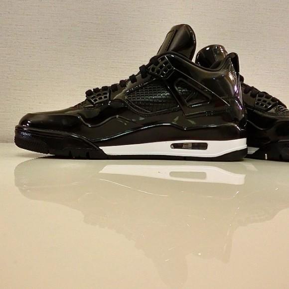 Air Jordan 11Lab4 'Black Patent'3