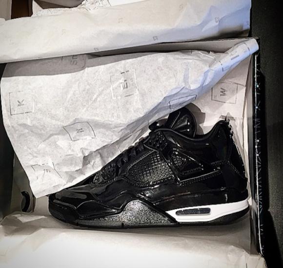 Air Jordan 11Lab4 'Black Patent'5