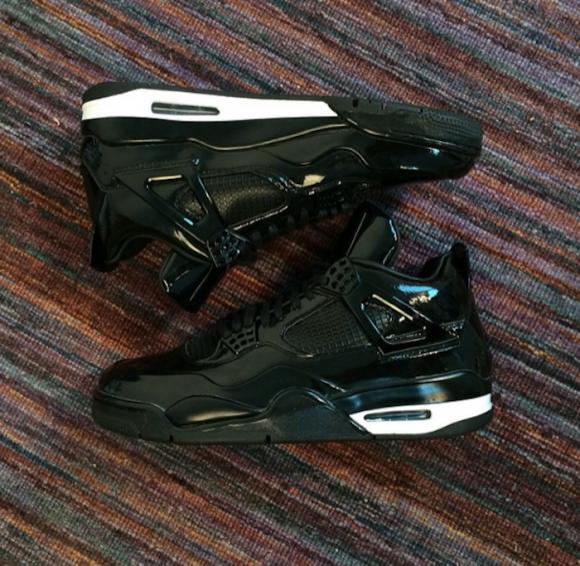 Air Jordan 11Lab4 'Black Patent'6