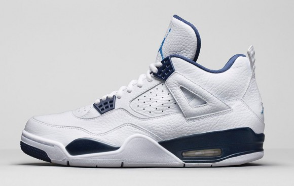 Air Jordan 4 Retro 'Columbia Legend Blue' - Official Look + Release Info 2