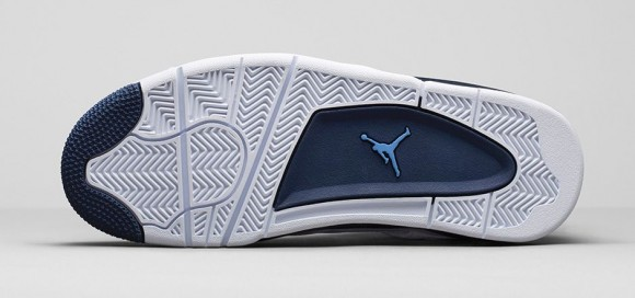 Air Jordan 4 Retro 'Columbia Legend Blue' - Official Look + Release Info 8