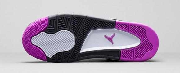 Air Jordan 4 Retro 'Fuchsia'7