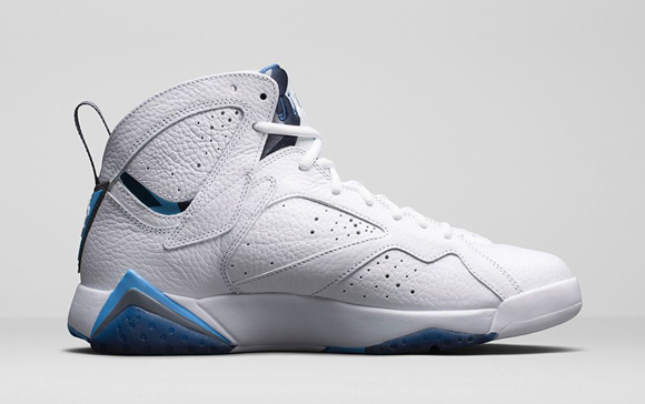 Air Jordan 7 Retro 'French Blue' - Official Look + Release Info 3