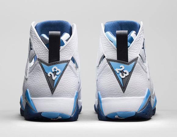 Air Jordan 7 Retro 'French Blue' - Official Look + Release Info 4
