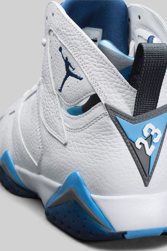 Air Jordan 7 Retro 'French Blue' - Official Look + Release Info 6