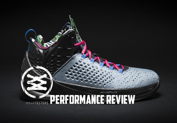 Jordan Melo M11 Performance Review Main